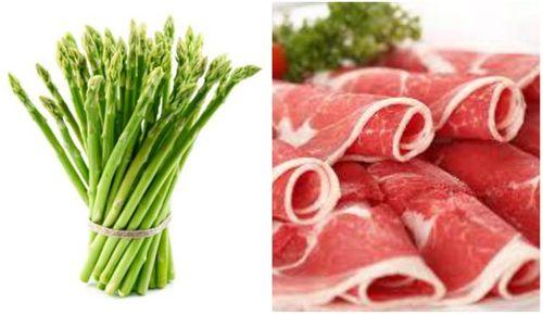 Bữa trưa ngon cơm với món thịt bò cuốn măng tây  - Ảnh 1