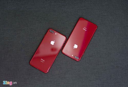 Mở bán iPhone 8 đỏ chính hãng, giá từ 21 triệu đồng - Ảnh 1