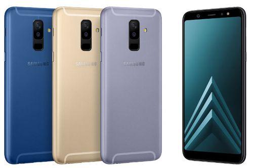 Samsung Galaxy A6 và A6+ giá chỉ 6,9 triệu đồng   - Ảnh 1