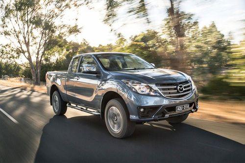 """Cận cảnh mẫu xe bán tải Mazda BT-50 đẹp """"lung linh"""", giá chỉ 495 triệu đồng  - Ảnh 1"""