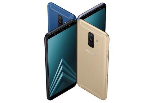 Samsung Galaxy A6 và A6+ chính thức ra mắt - Ảnh 1