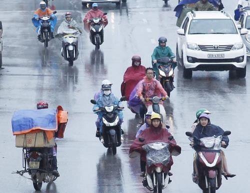 Dự báo thời tiết ngày 3/5: Bắc Bộ có mưa giông trên diện rộng - Ảnh 1