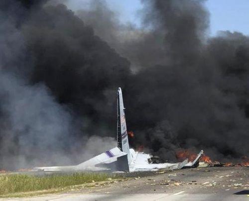 Rơi máy bay quân sự Mỹ, 9 binh sĩ thiệt mạng - Ảnh 1