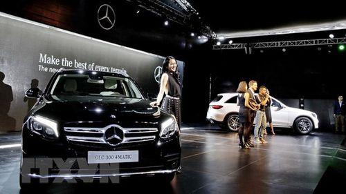Triệu hồi gần 7.000 xe Mercedes tại Việt Nam phải quay về xưởng - Ảnh 1