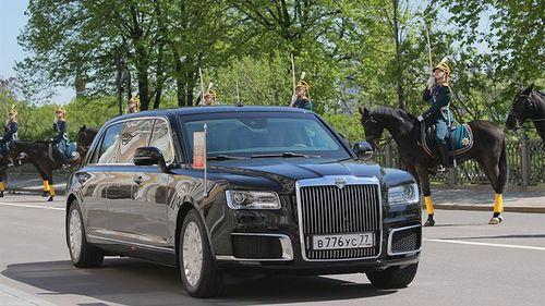 Xe bọc thép mới chở Tổng thống Putin đến lễ nhậm chức có gì đặc biệt? - Ảnh 2