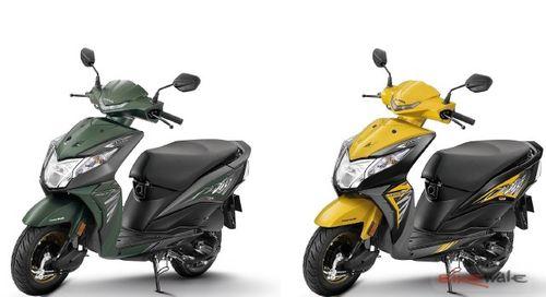 Cận cảnh Honda Dio 2018 phiên bản mới, giá chỉ 18 triệu đồng - Ảnh 1