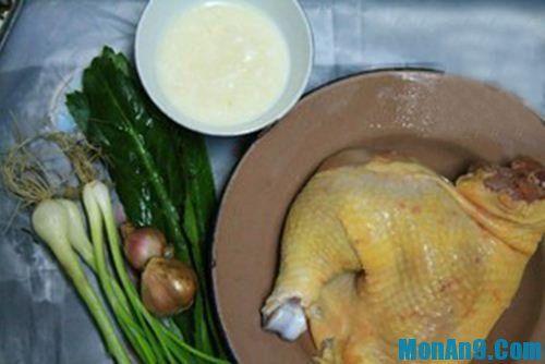 Hướng dẫn cách làm gà nấu mẻ cho bữa trưa ngon không cưỡng nổi - Ảnh 1
