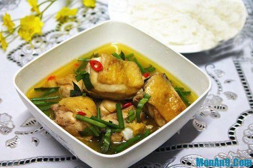 Hướng dẫn cách làm gà nấu mẻ cho bữa trưa ngon không cưỡng nổi - Ảnh 5