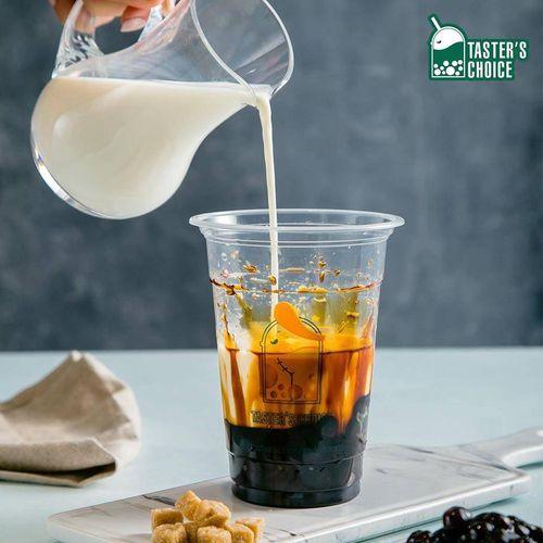 """Cách làm thức uống """"hot trend"""" sữa tươi trân châu đường đen thử là mê  - Ảnh 5"""