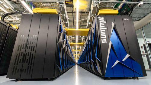 """Mỹ ra mắt siêu máy tính có """"bộ não"""" bằng 6,3 tỷ người - Ảnh 1"""