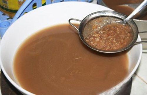 Cách nấu canh riêu cua đồng chuẩn ngon cho bữa tối hao cơm  - Ảnh 3