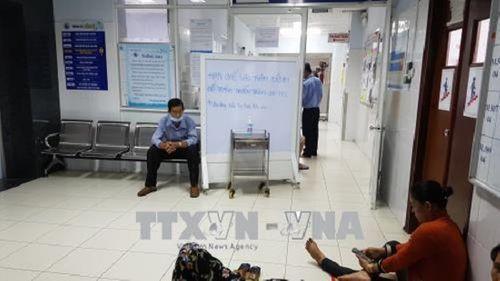 Phát hiện 16 bệnh nhân dương tính với cúm A/H1N1 tại TP Hồ Chí Minh - Ảnh 1
