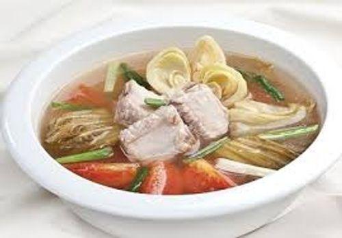 Cách làm sườn nấu dưa chua thơm ngon đậm vị cho bữa tối đầm ấm bên gia đình - Ảnh 4