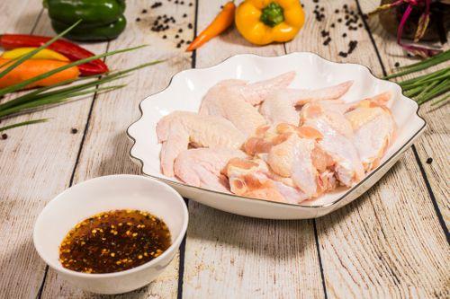 Cách làm gà chiên mắm thơm ngon ngất ngây  - Ảnh 1