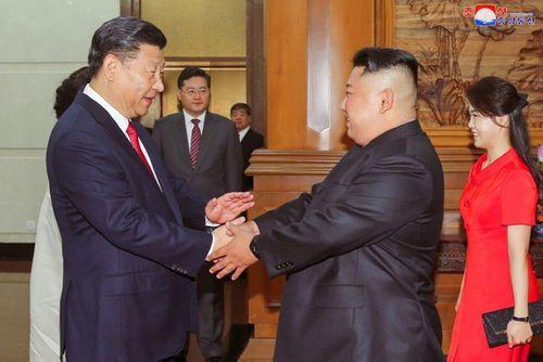 Ông Kim Jong-un đề nghị với Trung Quốc sớm chấm dứt lệnh trừng phạt  - Ảnh 1