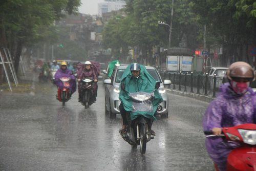 Dự báo thời tiết hôm nay 15/7: Miền Bắc tiếp tục có mưa to - Ảnh 1