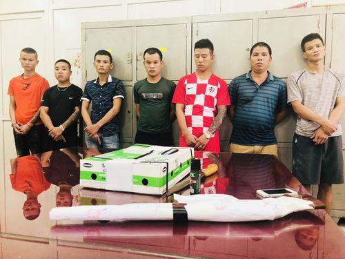 Thanh Hoá: Triệt phá băng nhóm chuyên dùng súng tự chế đi đòi nợ - Ảnh 1