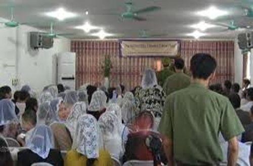 """Quảng Ninh: Xử phạt 22 tín đồ của """"Hội Thánh Đức Chúa Trời Mẹ""""   - Ảnh 1"""