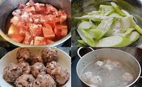Cách nấu bún sườn chua hấp dẫn giải nhiệt ngày hè - Ảnh 5
