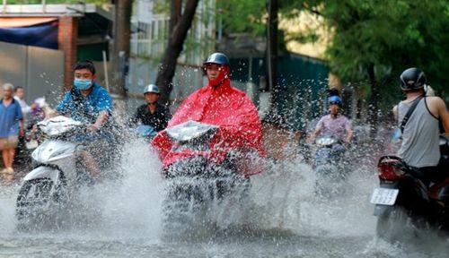 Dự báo thời tiết 5/7: Toàn miền Bắc chuẩn bị đón cơn mưa giải nhiệt - Ảnh 1