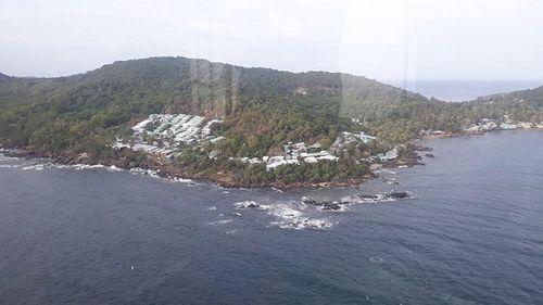 Cứu sống 9 ngư dân sau nhiều giờ chìm nổi trên biển Phú Quốc  - Ảnh 1