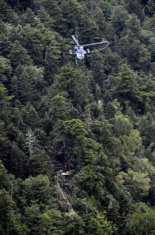 Nhật Bản: Rơi trực thăng cứu hộ, ít nhất 8 người thiệt mạng  - Ảnh 1