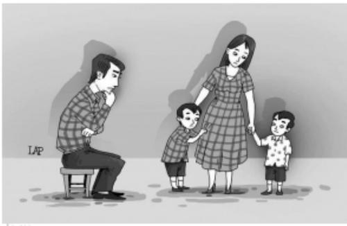 """Bi kịch những ông bố lén lút đem con mình đi """"thử"""" xem mình có... """"nuôi con tu hú"""" - Ảnh 1"""