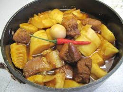 Cách làm thịt kho măng đậm đà ngon cơm  - Ảnh 4