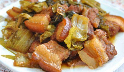 Bí quyết làm món thịt kho dưa cải chua thơm ngon tròn vị - Ảnh 3