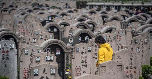 Giá một mét vuông đất nghĩa trang tại Trung Quốc đắt hơn một căn hộ ở Thâm Quyến - Ảnh 2