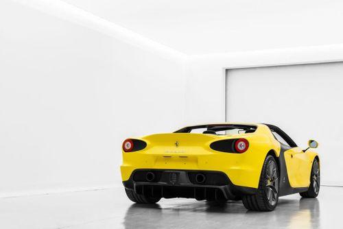 Chiêm ngưỡng siêu xe Ferrari hàng hiếm có giá gần 100 tỷ đồng  - Ảnh 2