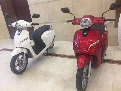 """Lộ diện mẫu xe máy điện """"made in Vietnam"""" được nhiều người chú ý - Ảnh 1"""