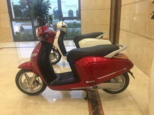 """Lộ diện mẫu xe máy điện """"made in Vietnam"""" được nhiều người chú ý - Ảnh 2"""
