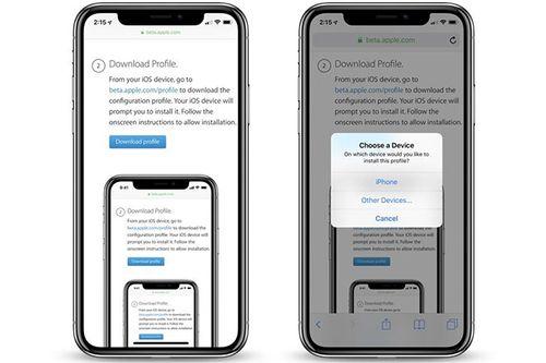 Hướng dẫn cách tải iOS 12 nhanh nhất trên thiết bị iPhone, iPad - Ảnh 2