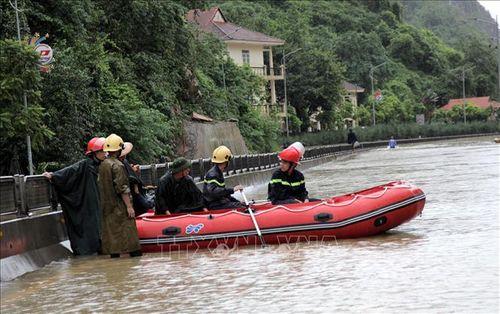 Tăng cường các biện pháp ứng phó với siêu bão Mangkhut - Ảnh 1