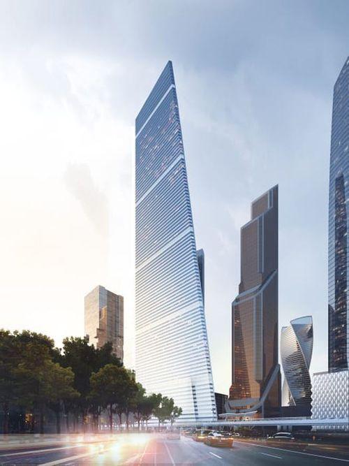 Chiêm ngưỡng toà nhà 'siêu mỏng' cao 404 m sắp xuất hiện ở Nga  - Ảnh 1