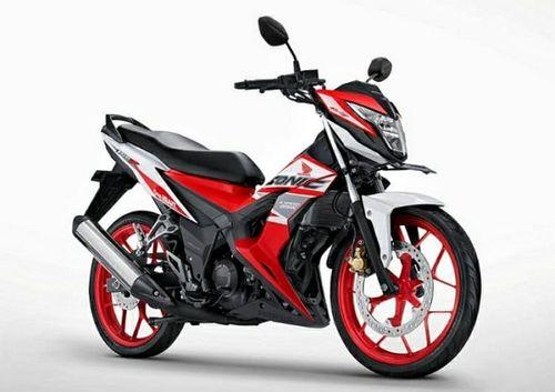 Honda trình làng Sonic 150R 2018 màu mới rẻ hơn Exciter hơn 10 triệu - Ảnh 2