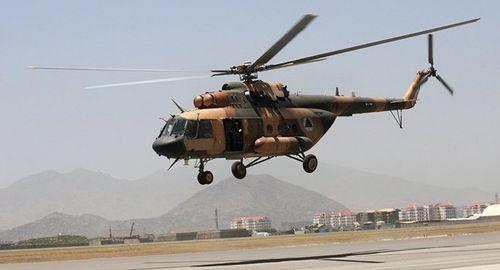 Ít nhất 10 người thương vong trong vụ rơi trực thăng ở Afghanistan - Ảnh 1