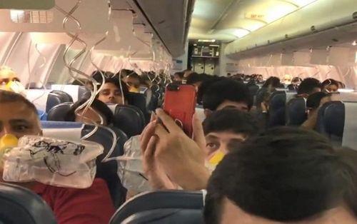 Hành khách chảy máu mũi, tai vì phi hành đoàn quên bật điều áp trong khoang - Ảnh 1