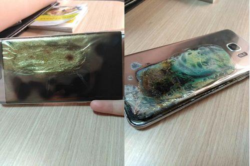 Galaxy S7 Edge bất ngờ bốc cháy,  khách hàng được đền Galaxy S9 - Ảnh 1