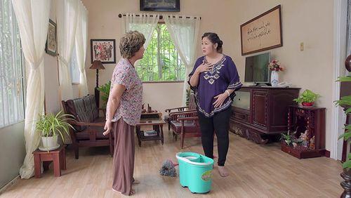 Gạo nếp gạo tẻ tập 63: Bà Mai viết tâm thư, bỏ nhà ra đi  - Ảnh 2