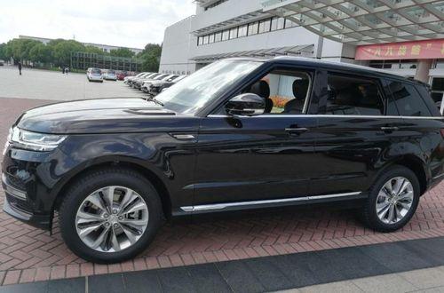 """Xe sang siêu hot """"Range Rover Sport made in China"""" trình làng, giá chỉ 595 triệu đồng  - Ảnh 1"""