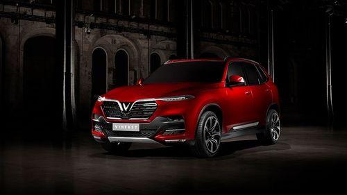 Vinfast hé lộ 2 mẫu xe dự triển lãm Paris 2018 - Ảnh 1