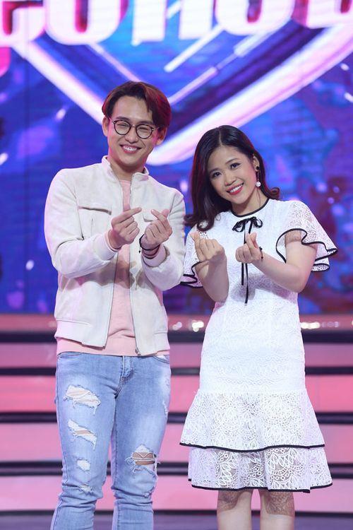 HTV7 gỡ bỏ tập phát sóng 'Vì yêu mà đến' của MC Cao Vy và Quang Bảo - Ảnh 2
