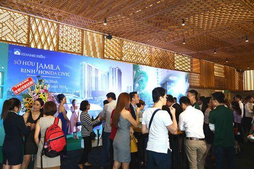 Khang Điền và những con số ấn tượng với dự án căn hộ Jamila - Ảnh 3