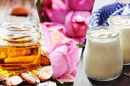 4 công thức để làn da căng bóng, sáng hồng với Hoa Sen - Ảnh 3