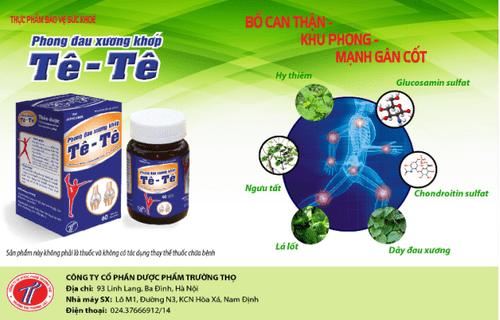 Đi tìm sản phẩm Đông - Tây y kết hợp cho bệnh nhân viêm khớp - Ảnh 2