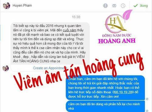 Đông Nam Dược Hoàng Anh - Thương hiệu đồng hành cùng sức khỏe của người Việt - Ảnh 2