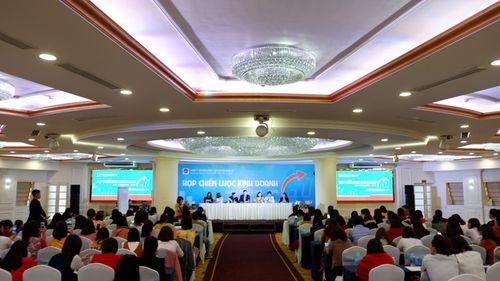 Đông y Dung Hà: Họp chiến lược kinh doanh thu hút hơn 200 đại lý - Ảnh 1