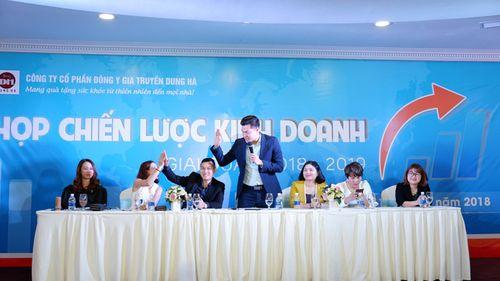 Đông y Dung Hà: Họp chiến lược kinh doanh thu hút hơn 200 đại lý - Ảnh 4